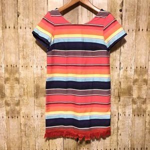 Uncle Frank Striped Dress S